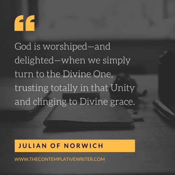 Julian of Norwich - week 1