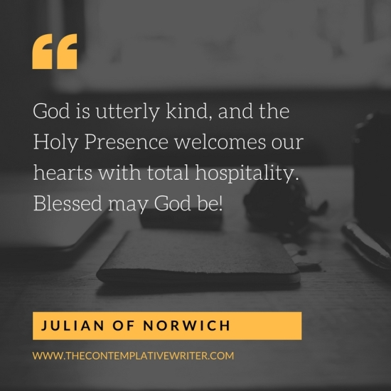 Julian of Norwich - week 2
