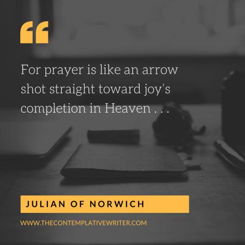 Julian of Norwich - week 3