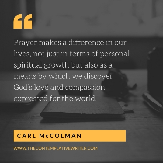 McColman Week 4