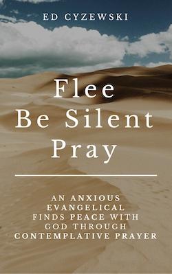 Flee be silent pray cover ebook final copy