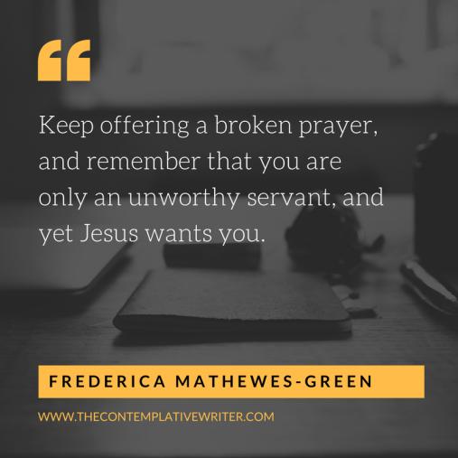 Mathewes-Green week 4