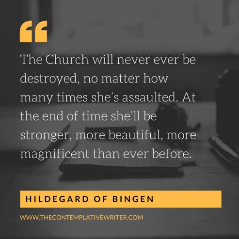 Hildegard week 2