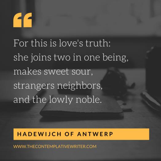 Hadewijch - love's truth
