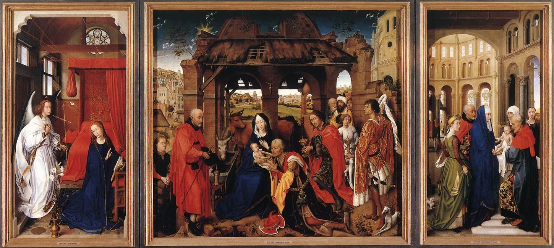 St. Columba Altarpiece