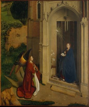 Annunciation - Christus