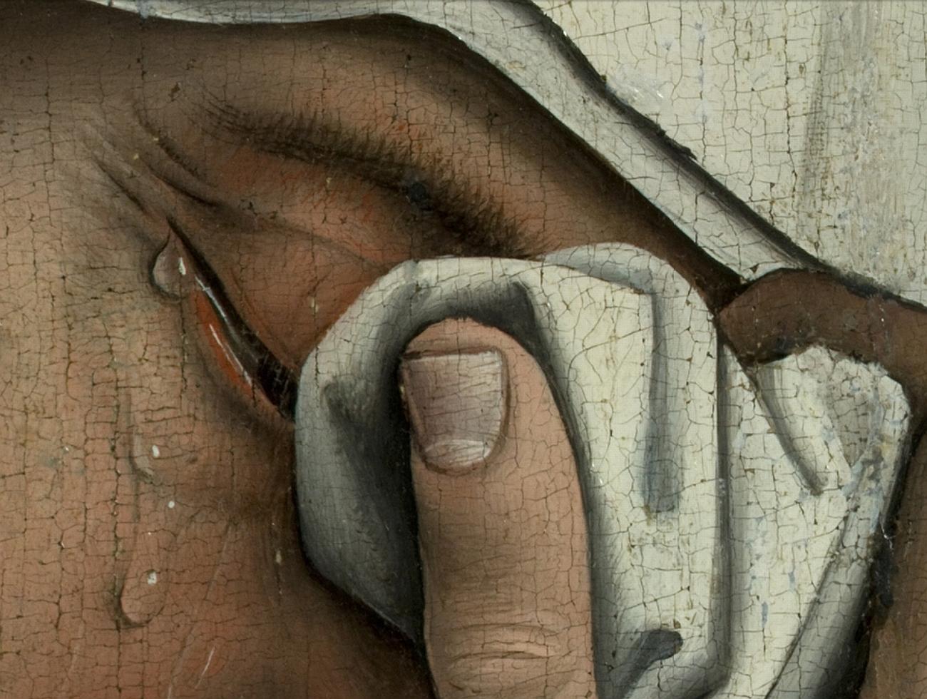 Tears - van der Weyden