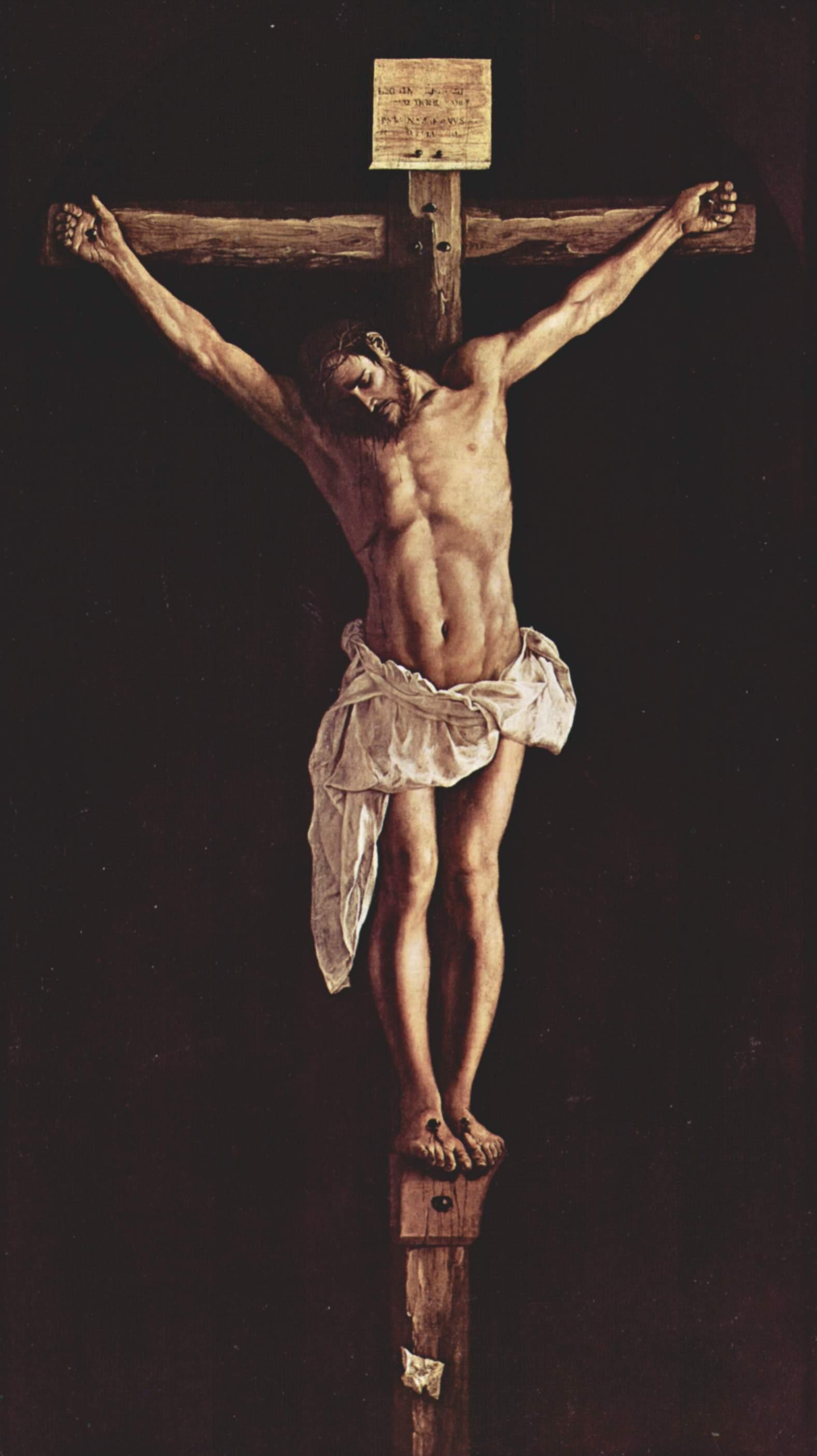 Zurbarán, Crucifixion
